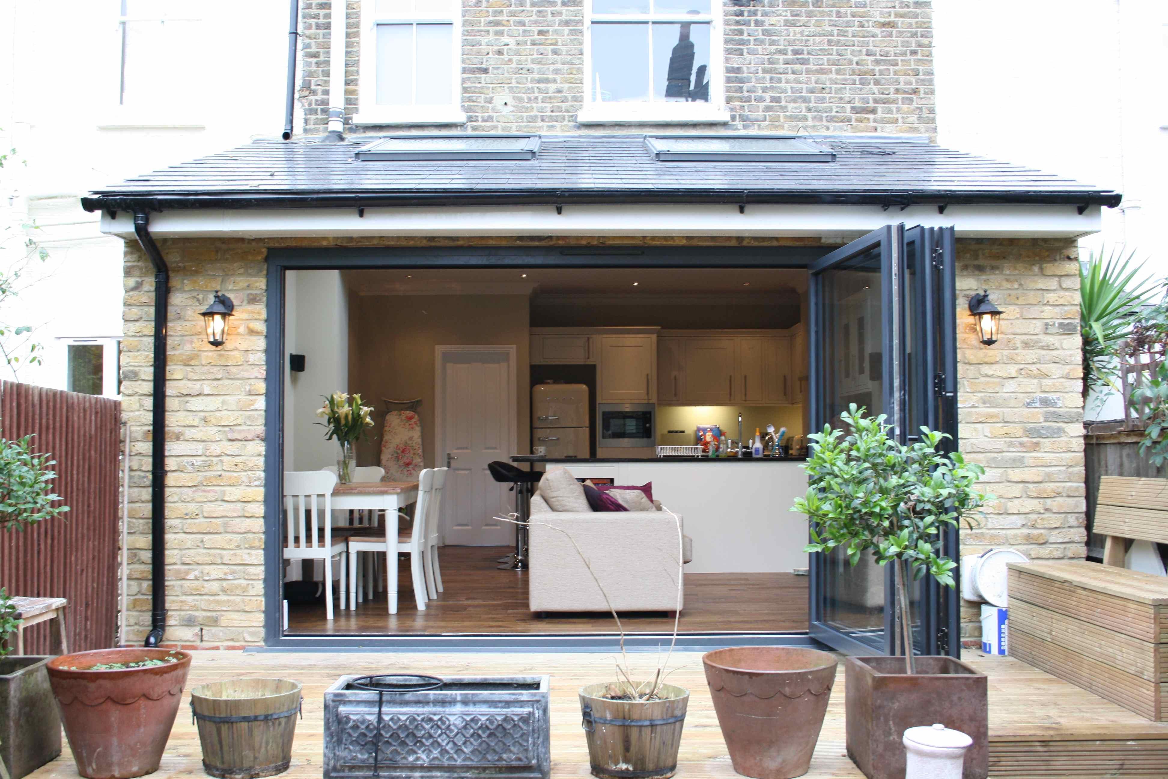 Kitchen Diner Designs In Houses